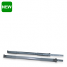 1U telescopic rail kit 710mm